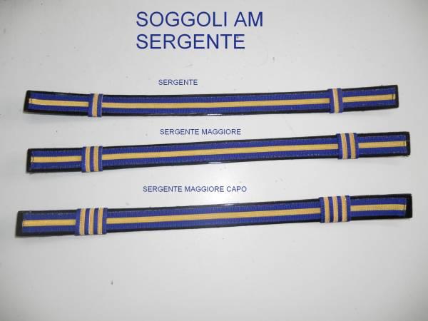 SOGGOLI AM SERGENTE